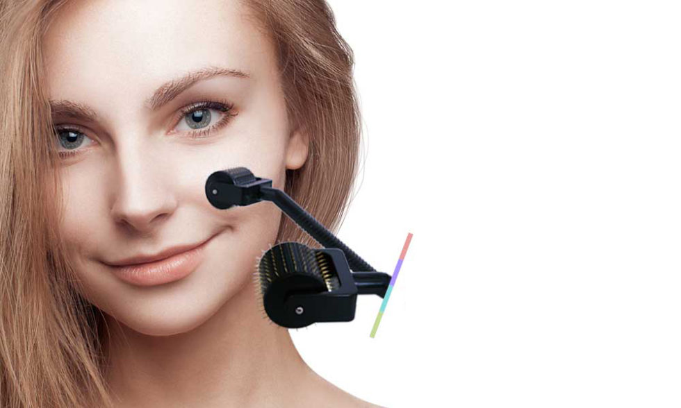 Microneedle Therapy System (MTS) 微針